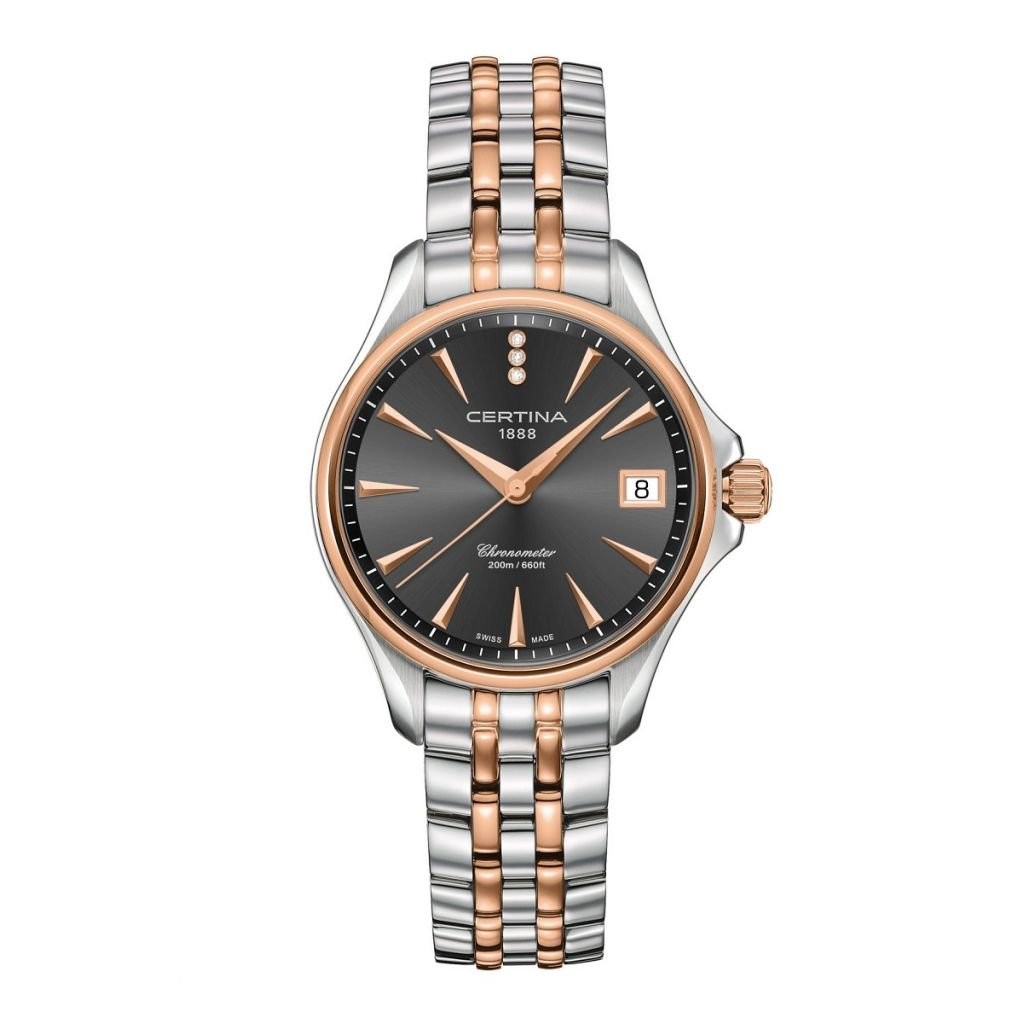 CERTINA ZEGAREK DS ACTION LADY DIAMONDS C032.051.22.086.00