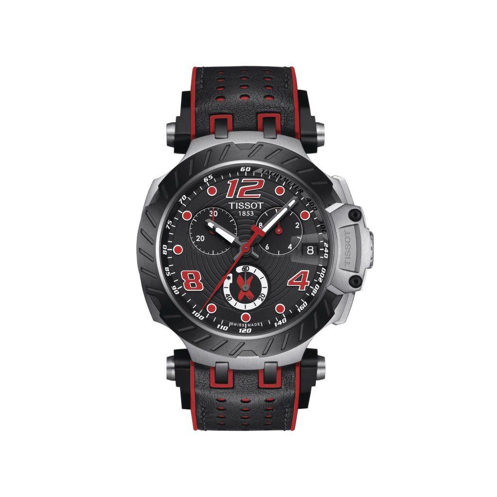 TISSOT RABAT T-Race Jorge Lorenzo 2020 Limited Edition T115.417.27.057.02