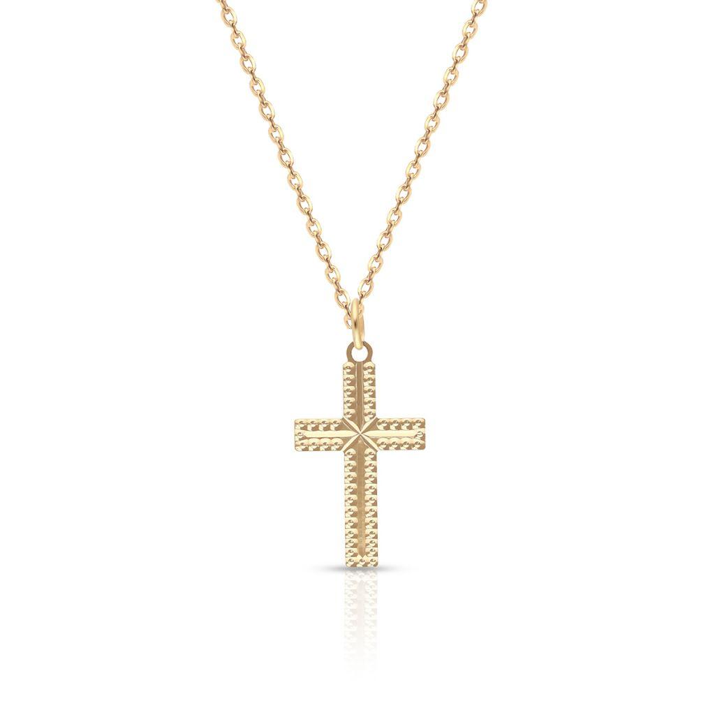 W.KRUK Piękny Wisiorek Złoty – złoto 585 – ZIV/WZ47