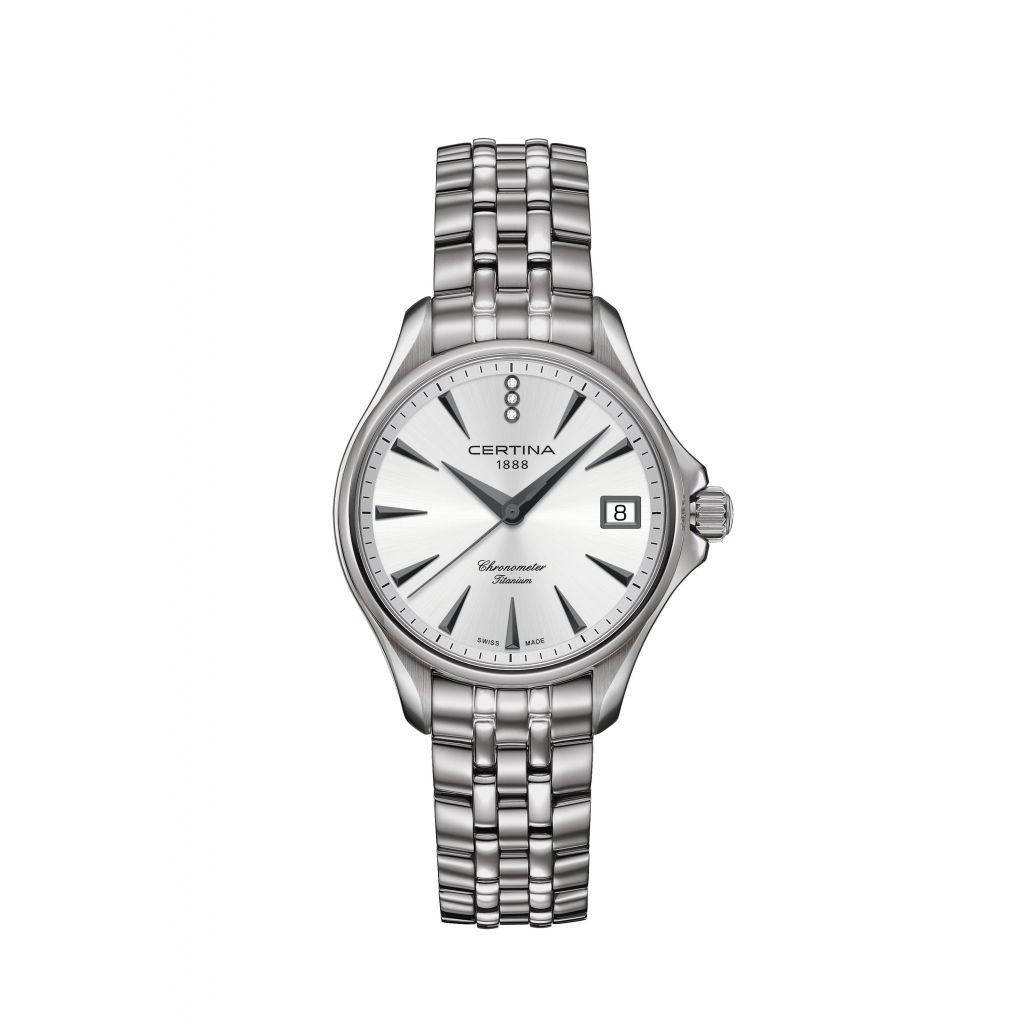 CERTINA ZEGAREK DS Action Lady Diamonds C032.051.44.036.00