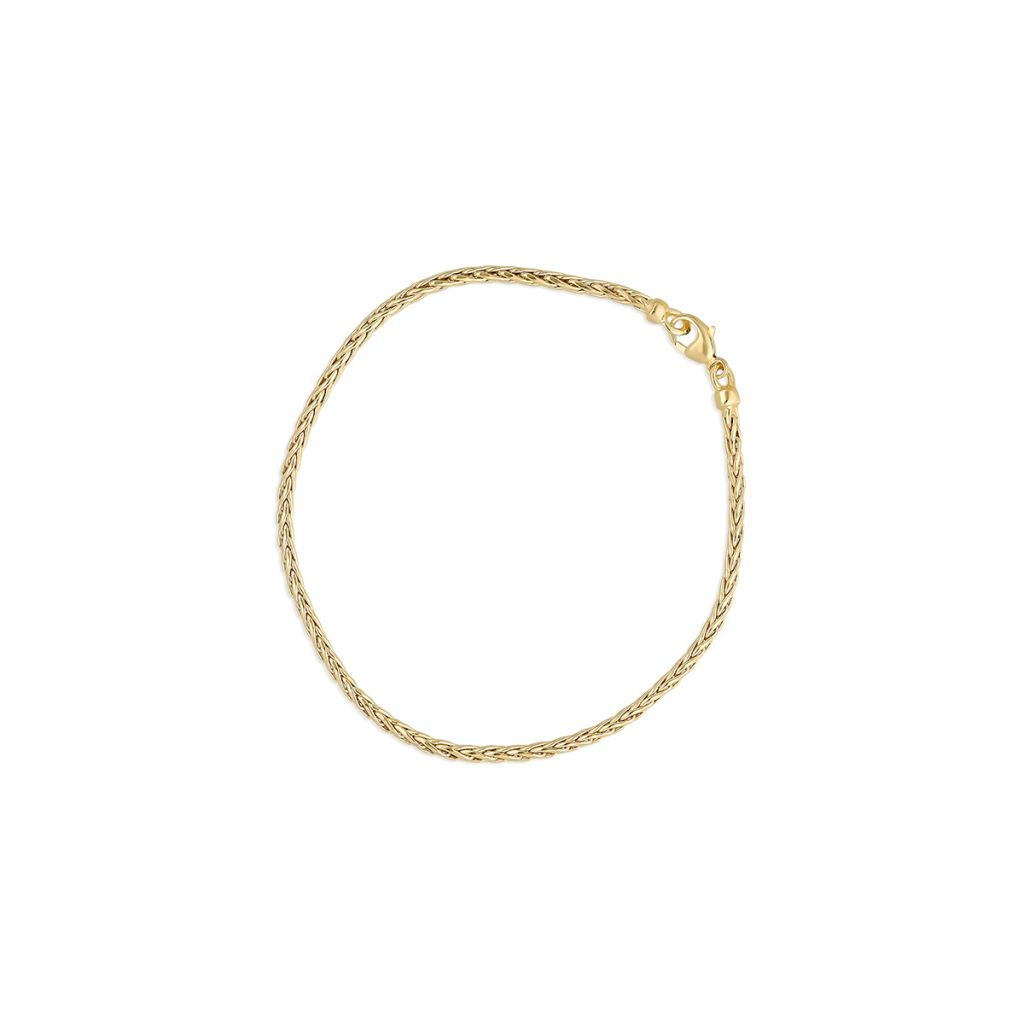 W.KRUK Zjawiskowa Bransoletka Złota – złoto 585 – ZIT/AZ61