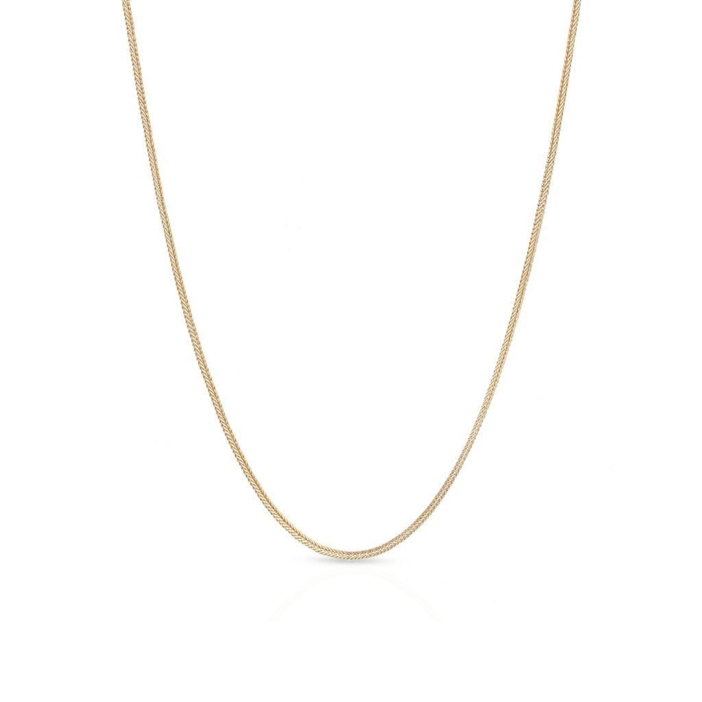 W.KRUK Wspaniały Złoty Łańcuszek – złoto 585 – ZVI/LW02