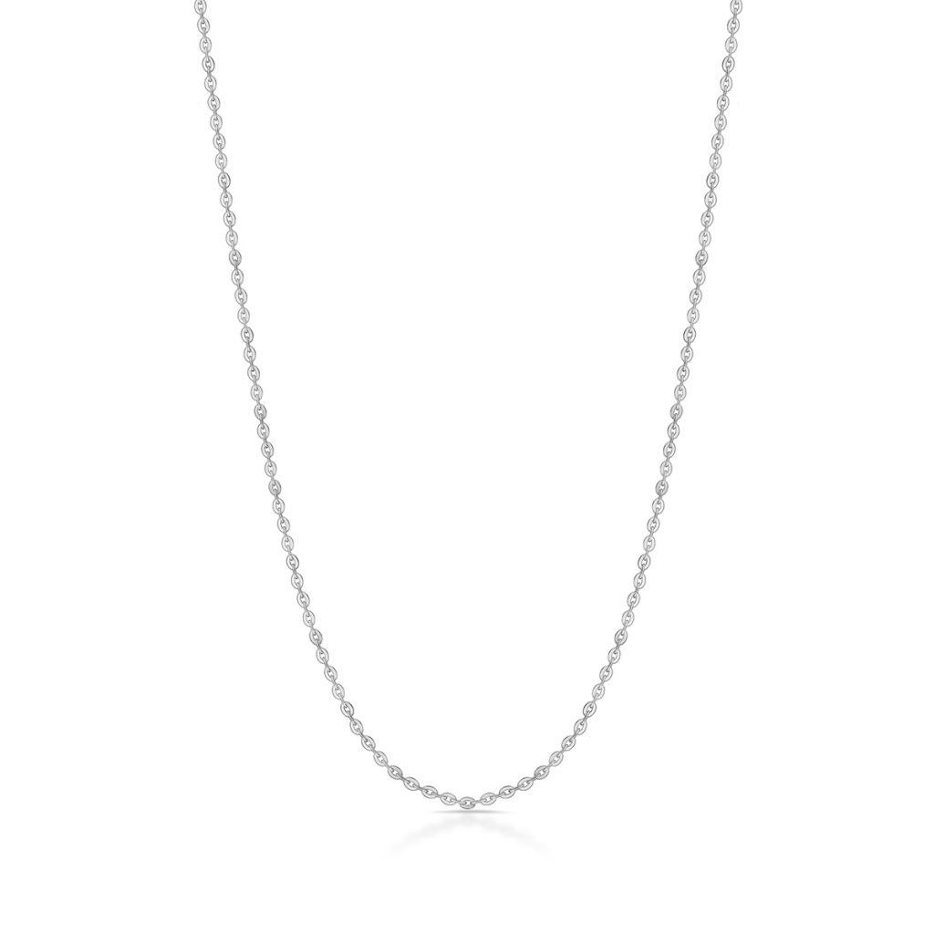 W.KRUK Zjawiskowy Łańcuszek Srebrny – srebro 925 – WWK/L001/45R