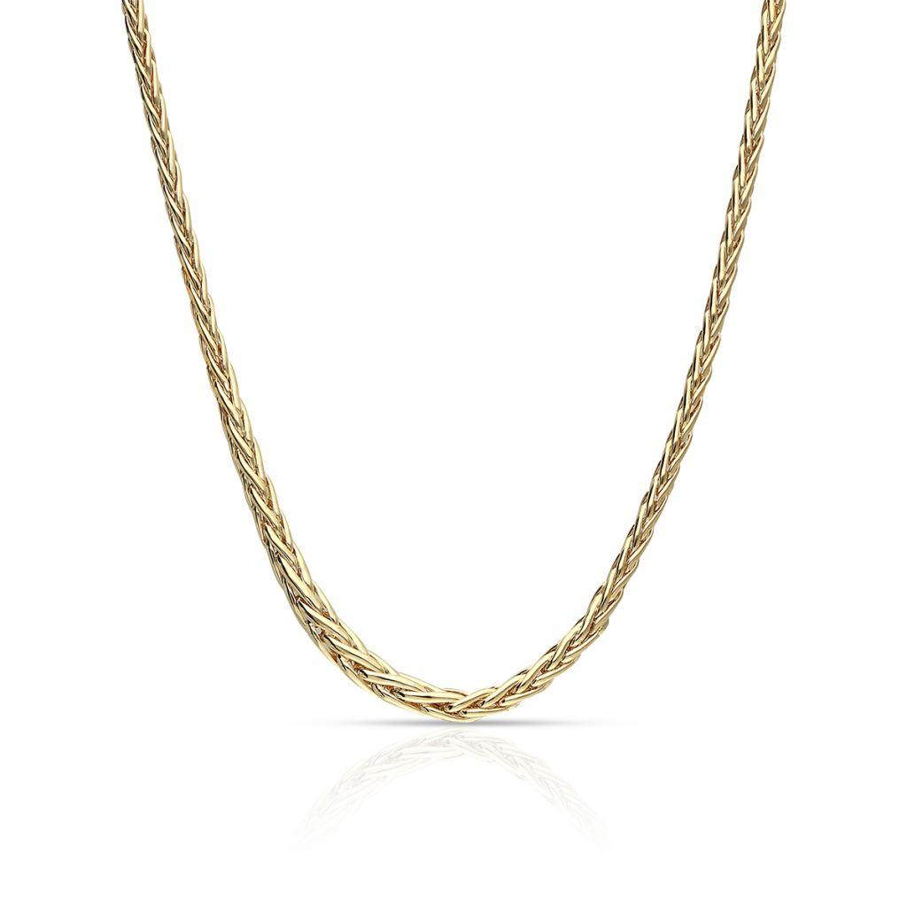 W.KRUK Wyjątkowy Naszyjnik – złoto 585 – ZIT/NZ55