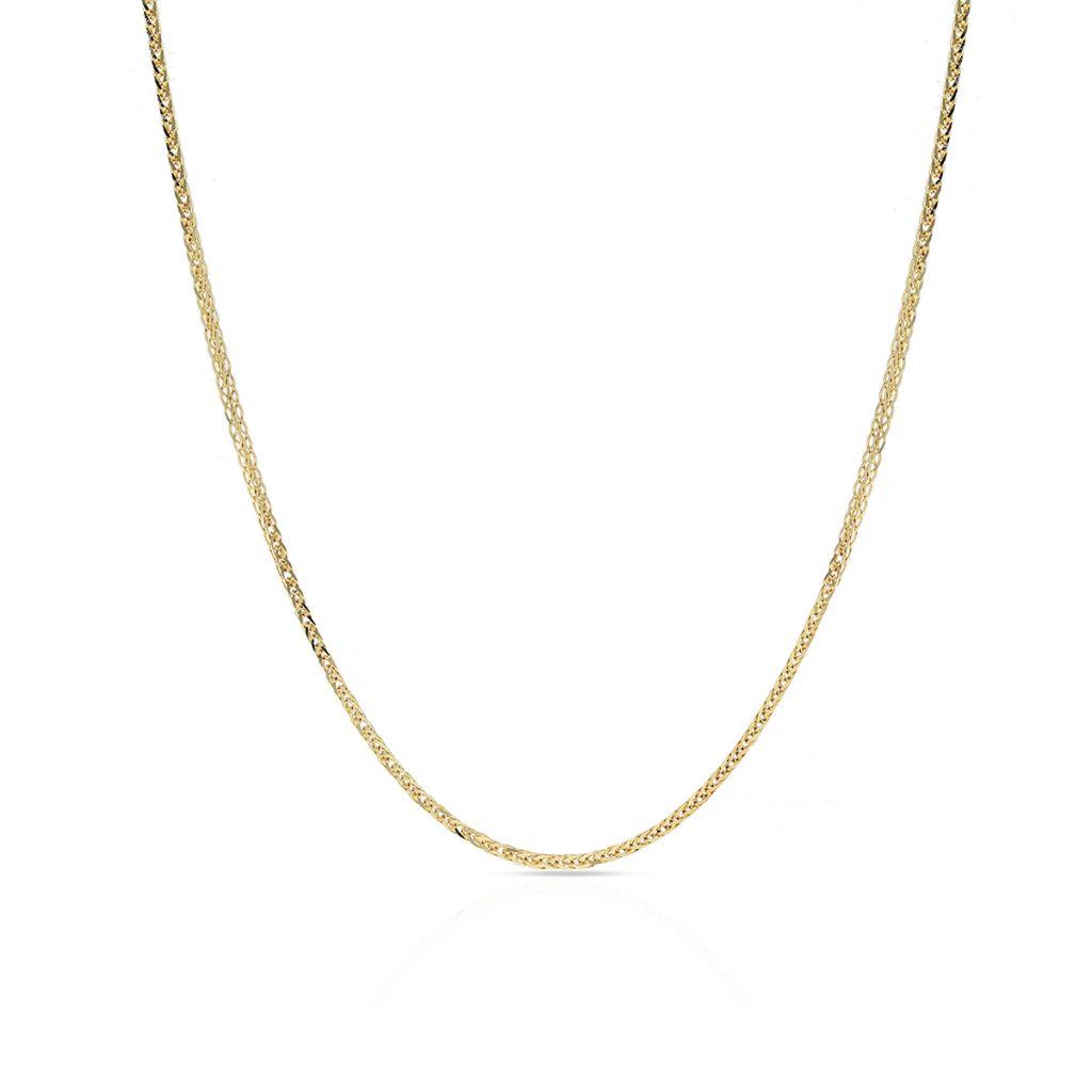 W.KRUK Unikalny Złoty Łańcuszek – złoto 375 – ZVI/LJ402