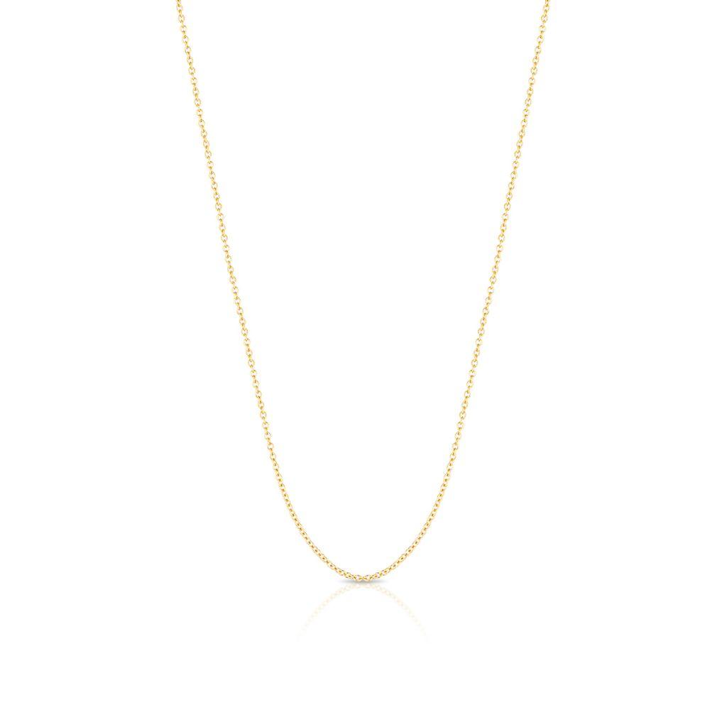 W.KRUK Złoty Łańcuszek – złoto 585 – ZSI/LA01