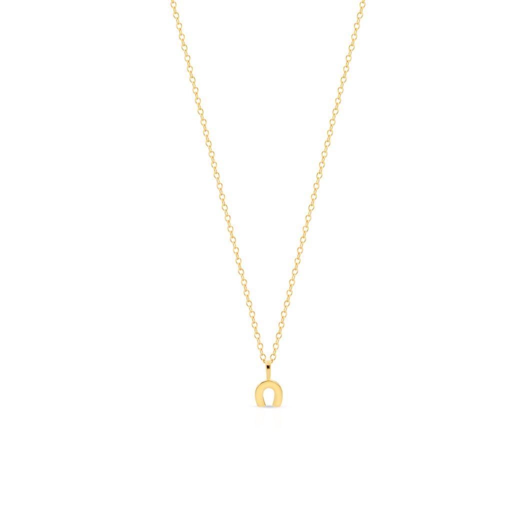 W.KRUK Piękny Złoty Wisiorek – złoto 375 – ZIO/WZ38