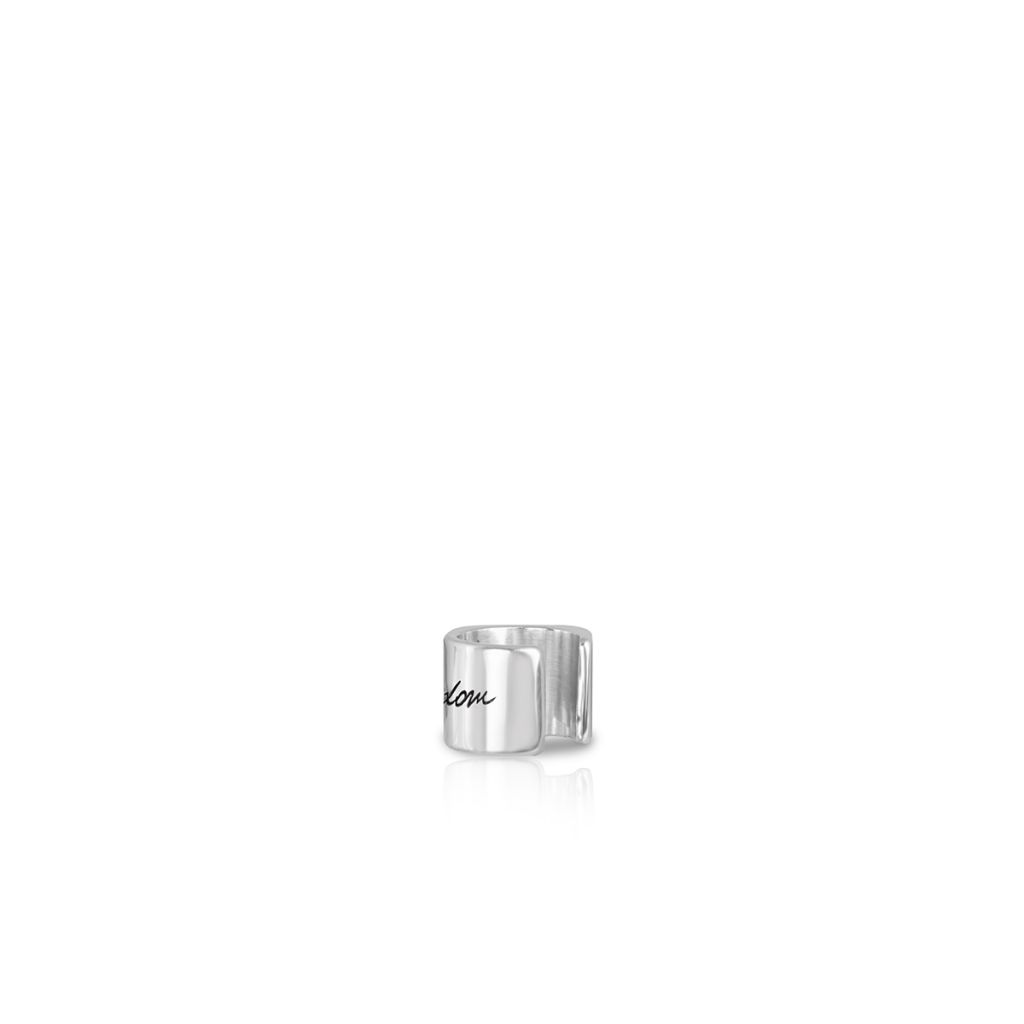 W.KRUK Unikalne Nausznice Srebrne – srebro 925 – WWK/KS1503