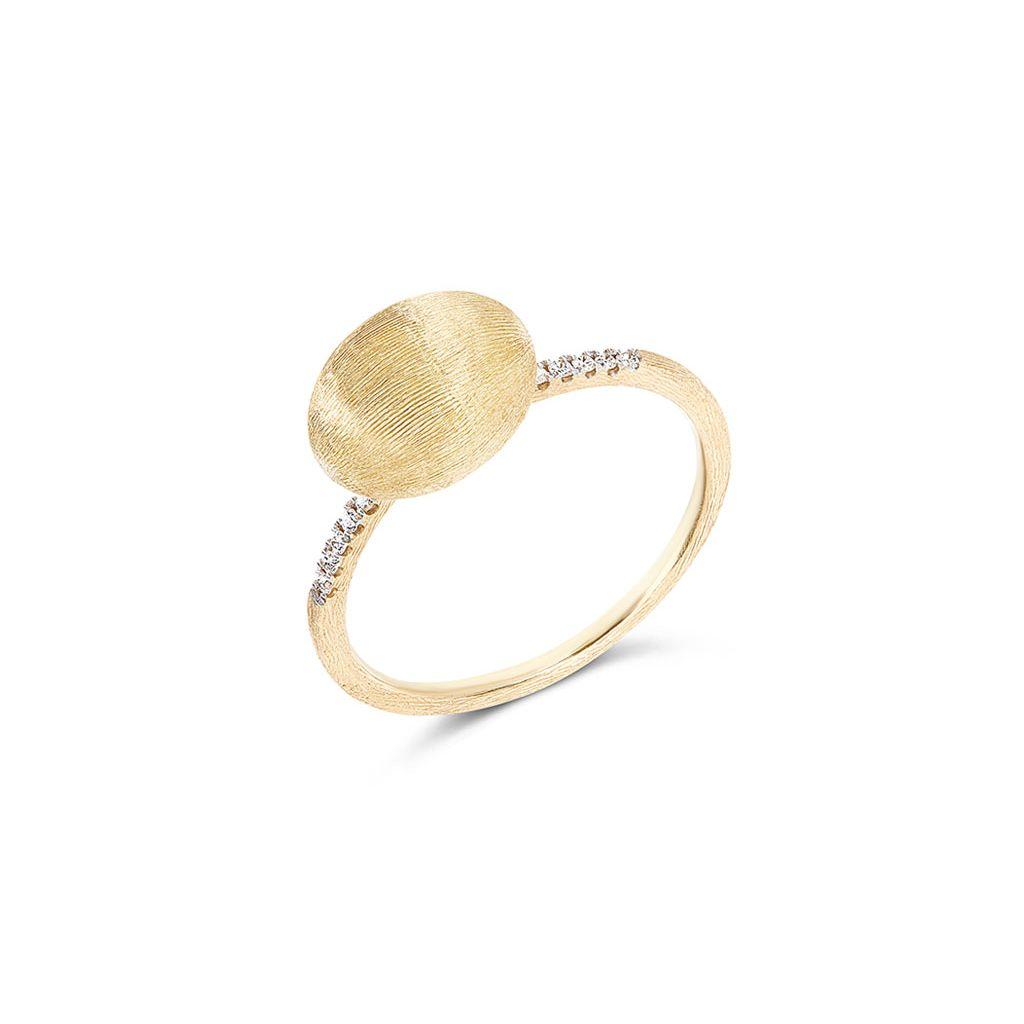 W.KRUK Pierścionek złoty Nanis – ZNA/PB+273