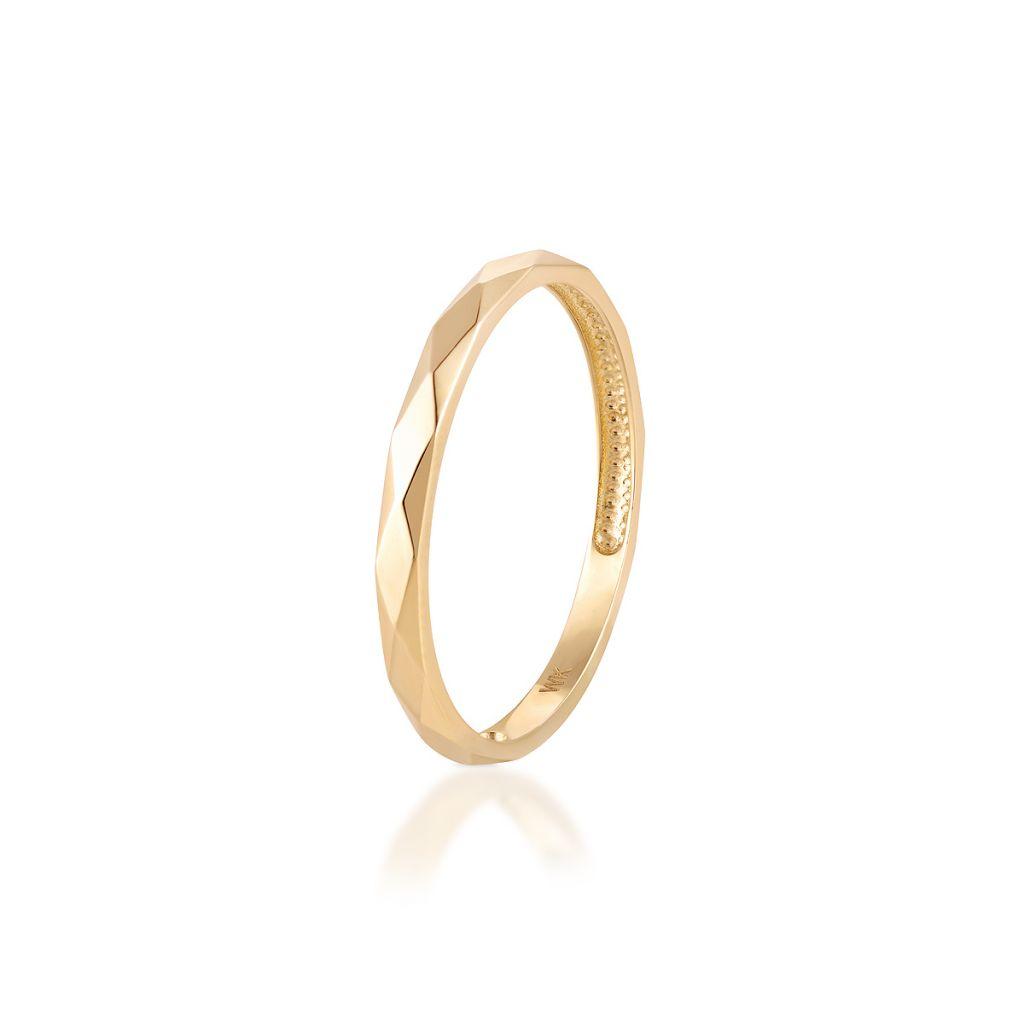 W.KRUK Piękny Pierścionek Złoty – złoto 375 – ZIO/PZ26