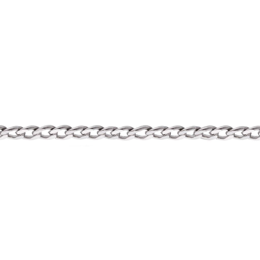 W.KRUK Srebrny Łańcuszek – srebro 925 – SCR/LS015