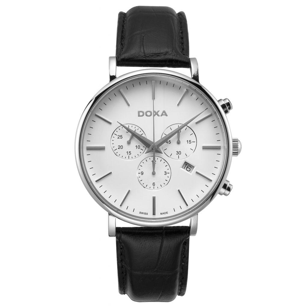 DOXA ZEGAREK D-light Chronograph 172.10.011.01