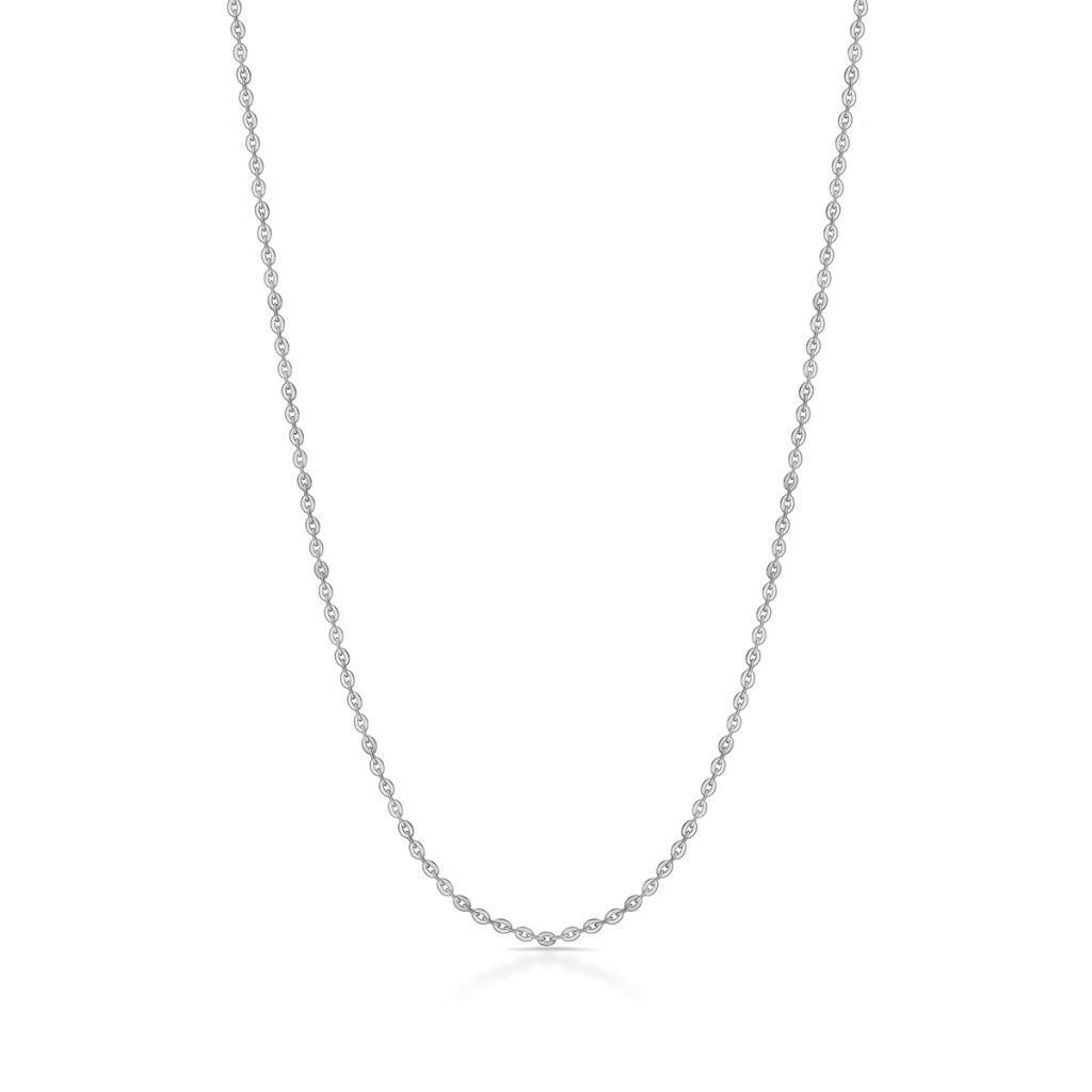 W.KRUK Wyjątkowy Srebrny Łańcuszek – srebro 925 – WWK/L001/75R