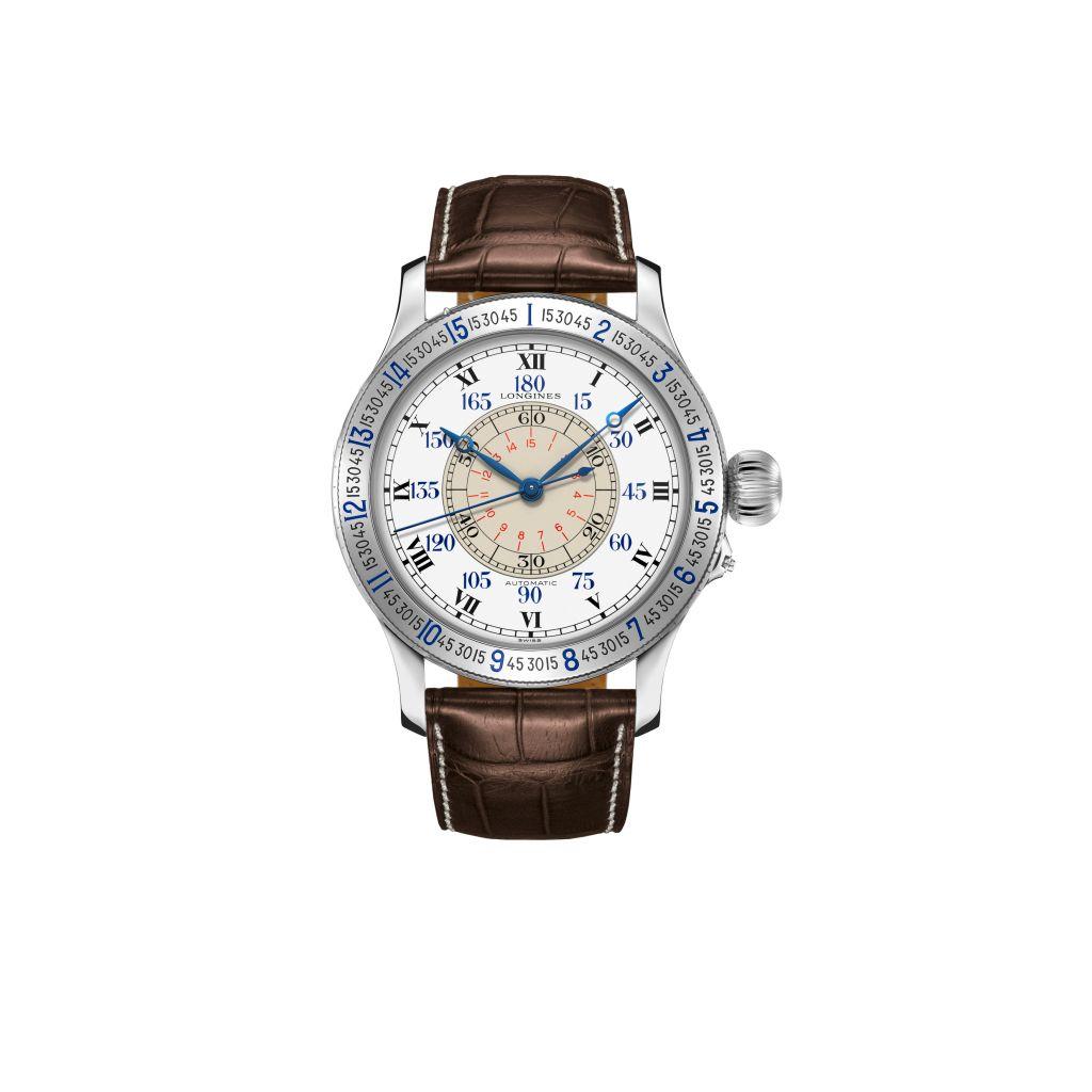 LONGINES The Lindbergh Hour Angle Watch L2.678.4.11.0
