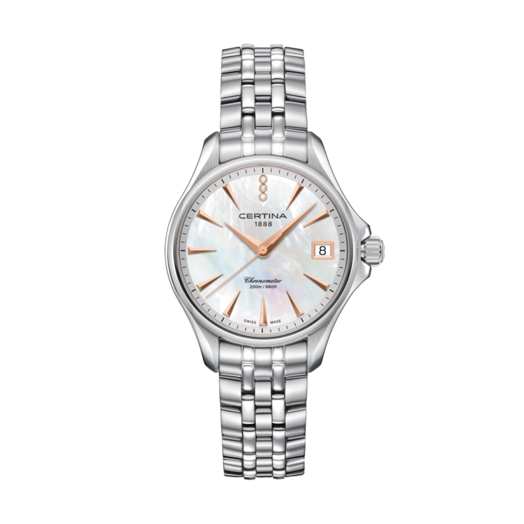 CERTINA ZEGAREK DS ACTION LADY DIAMONDS C032.051.11.116.00