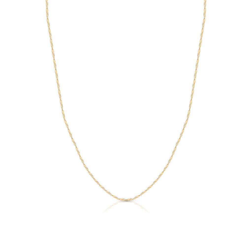 W.KRUK Piękny Naszyjnik – złoto 375 – ZAZ/NZ488