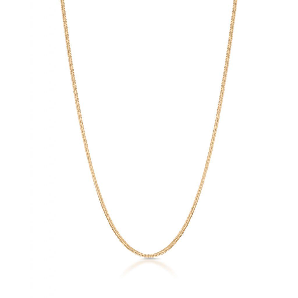 W.KRUK Piękny Złoty Łańcuszek – złoto 585 – ZVI/LW03