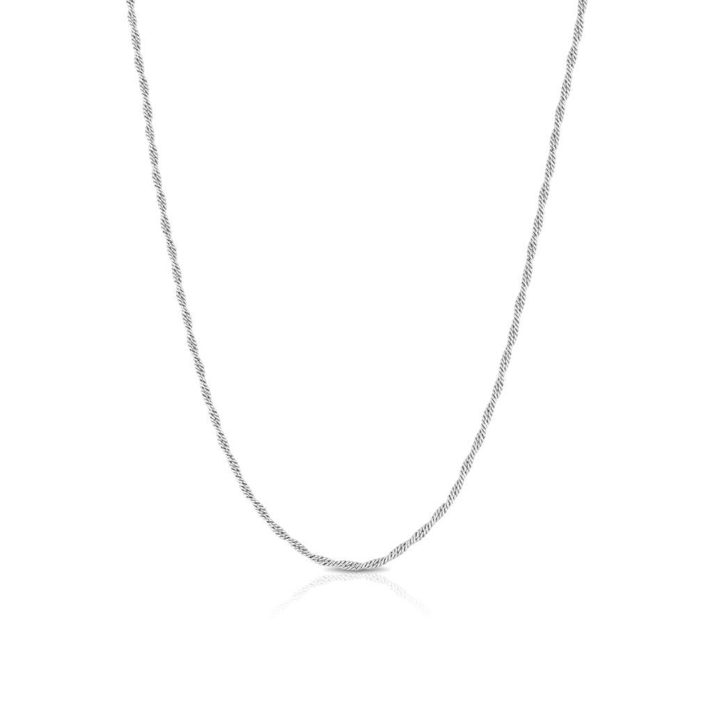 W.KRUK Łańcuszek Srebrny – srebro 925 – SCR/LS048