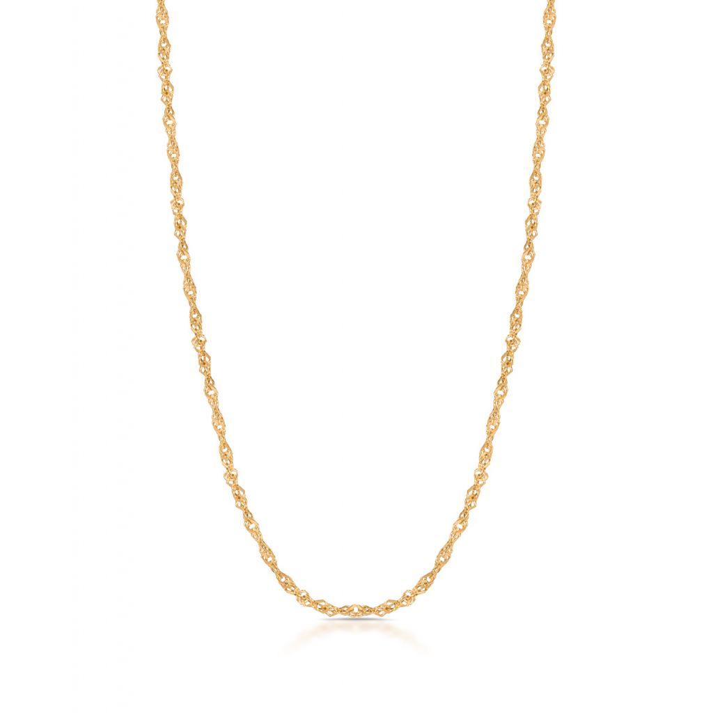 W.KRUK Wspaniały Złoty Łańcuszek – złoto 375 – ZUN/LS401