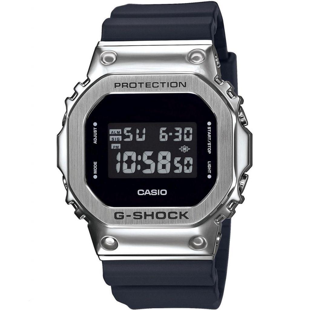 CASIO ZEGAREK G-SHOCK G-STEEL GM-5600-1ER