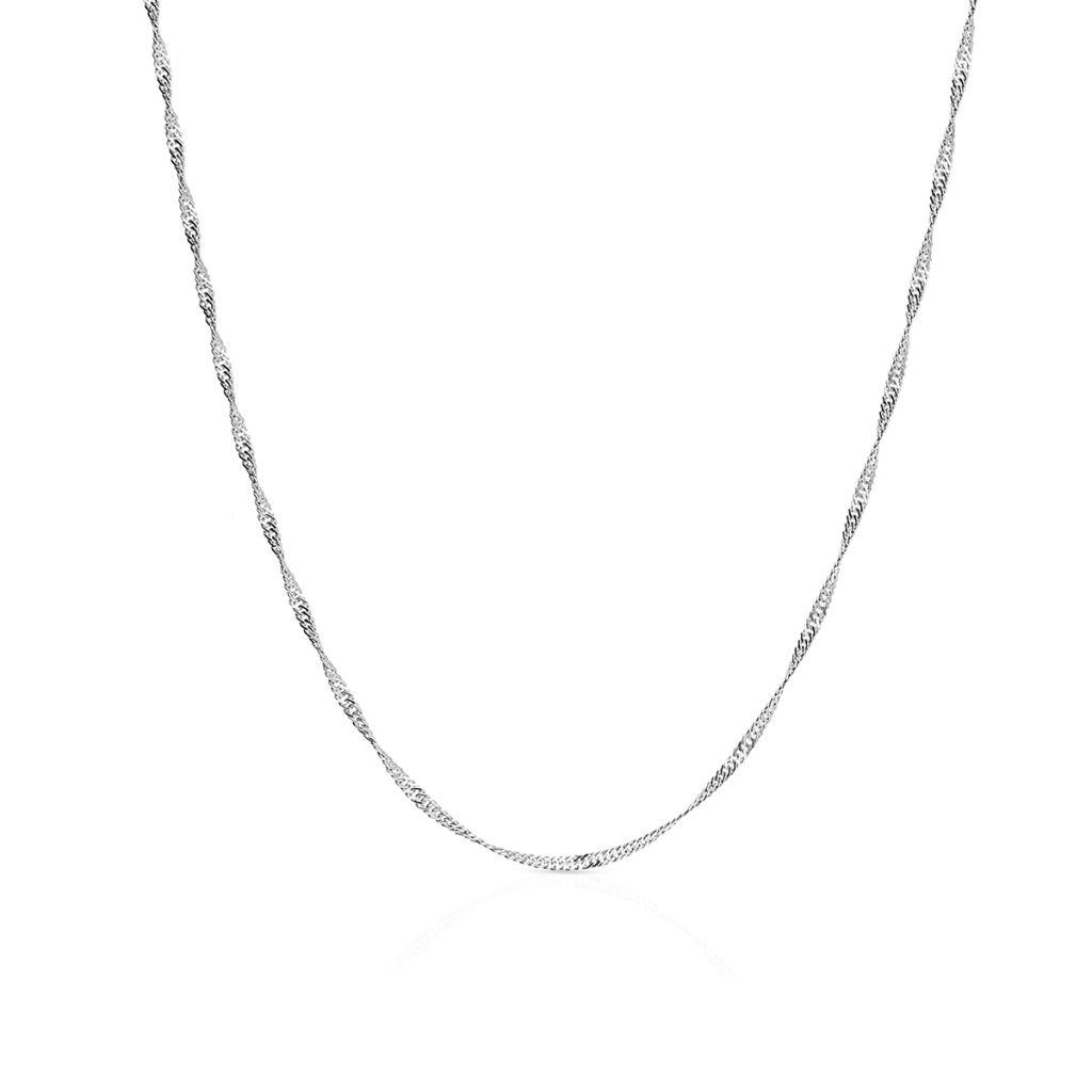 W.KRUK Wyjątkowy Srebrny Łańcuszek – srebro 925 – WWK/L172/38R