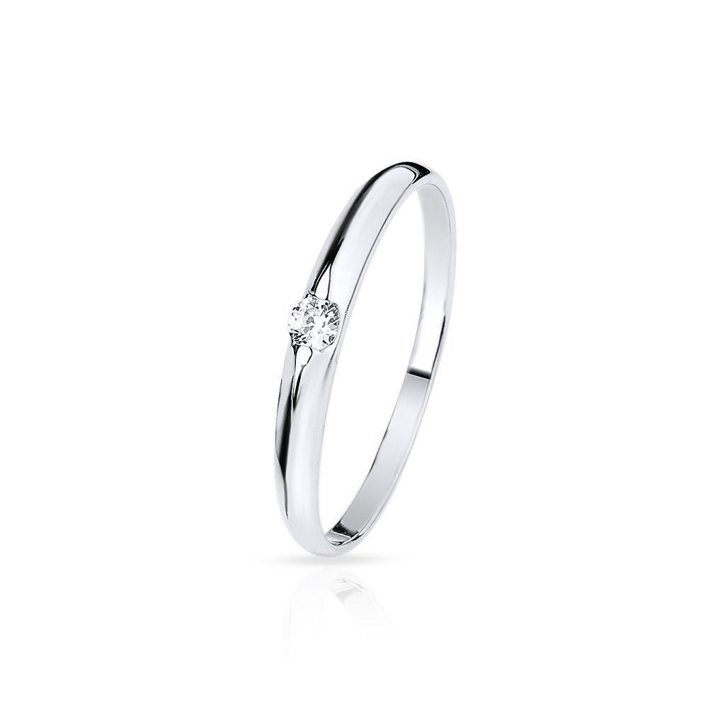 W.KRUK Zjawiskowy Pierścionek Srebrny – srebro 925, Cyrkonia – SAR/PC038