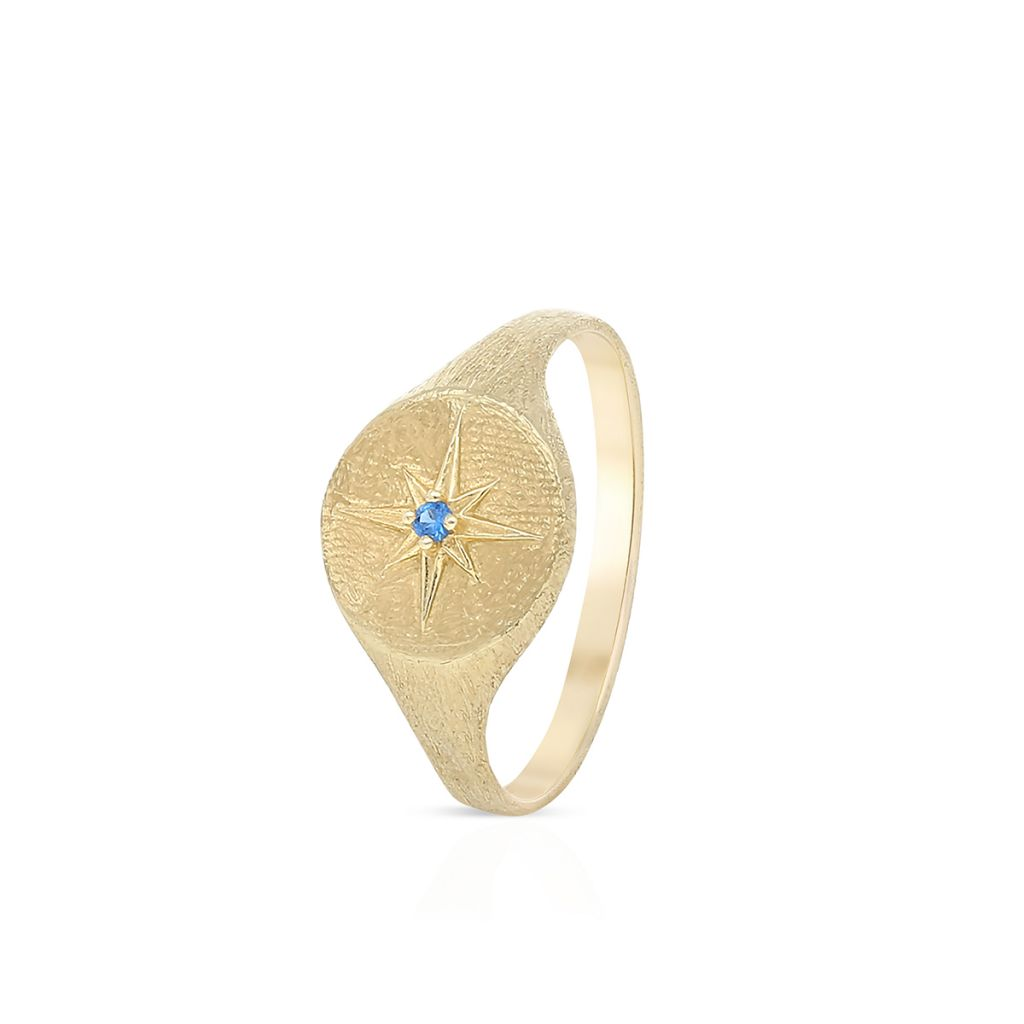 W.KRUK Pierścionek Złoty – złoto 375, Cyrkonia – ZTO/PC52