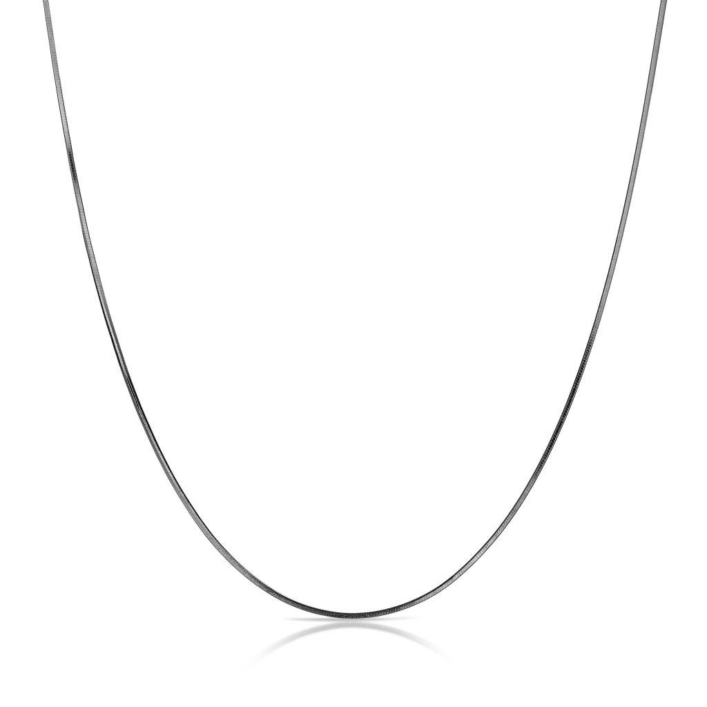 W.KRUK Piękny Srebrny Łańcuszek – srebro 925 – SCR/LS016C