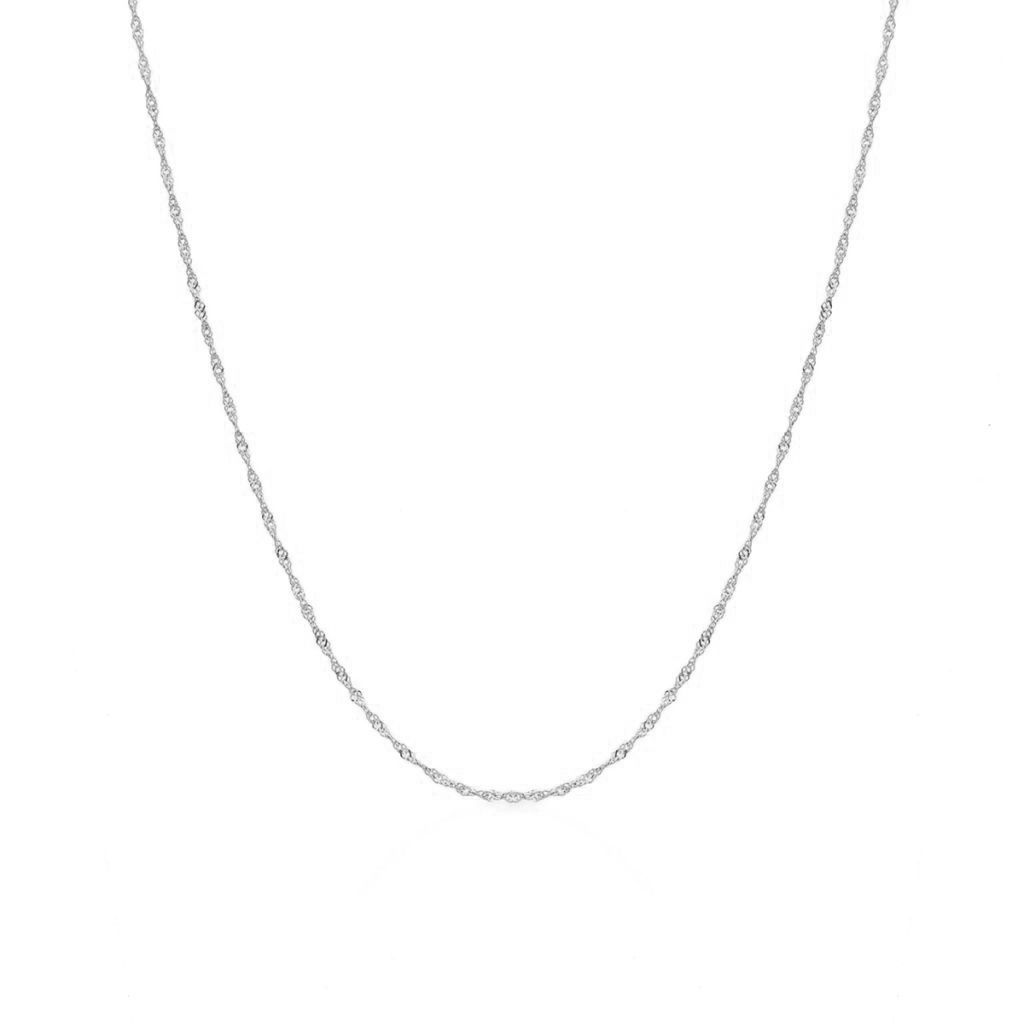 W.KRUK Piękny Łańcuszek Srebrny – srebro 925 – WWK/L172