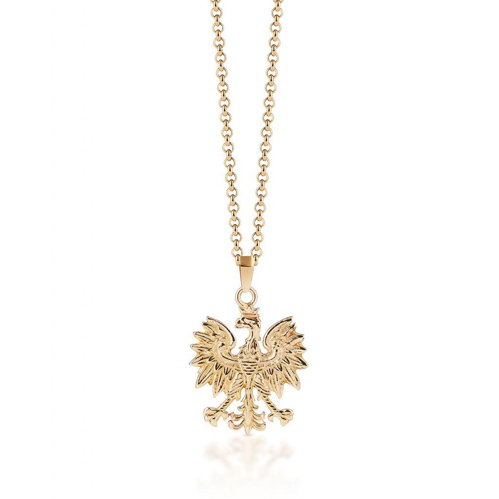 W.KRUK Piękny Złoty Wisiorek – złoto 333 – XWK/WZ54