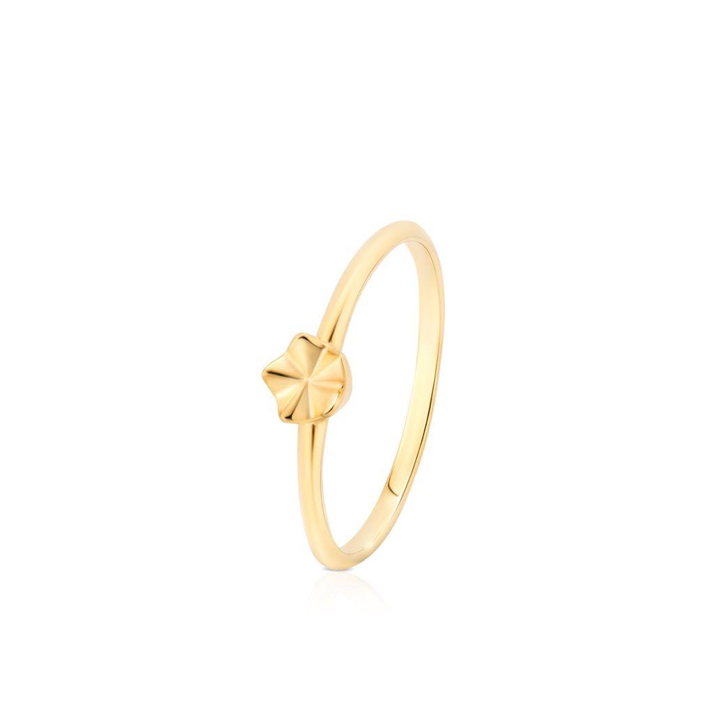 W.KRUK RABAT Pierścionek Złoty – złoto 375 – ZPS/PZ15