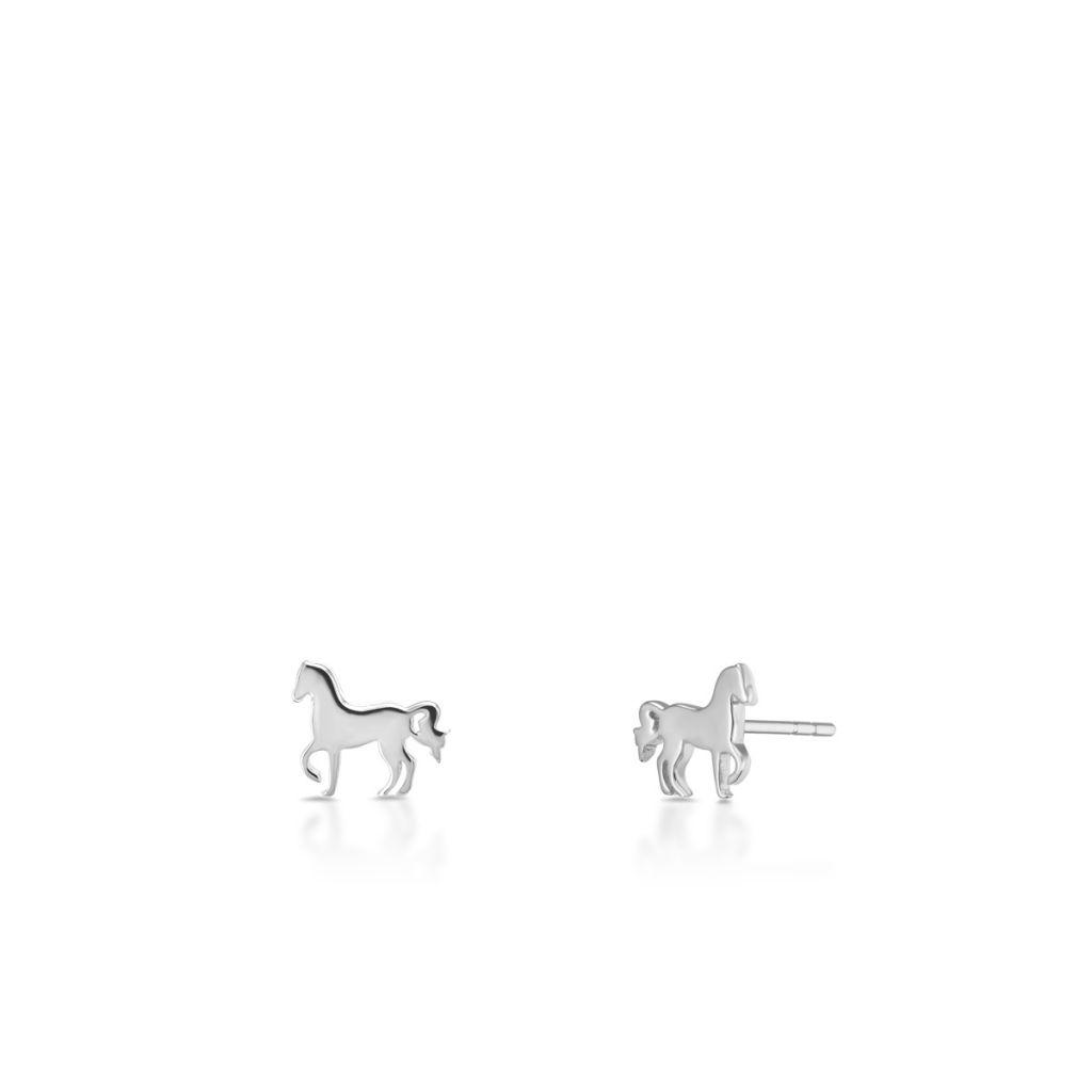 W.KRUK Wyjątkowe Srebrne Kolczyki – srebro 925 – SGR/KS057