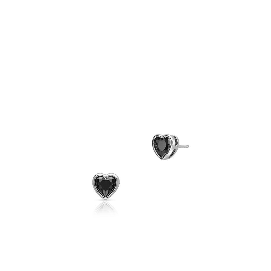 W.KRUK Unikalne Srebrne Kolczyki – srebro 925, Cyrkonia – SGR/KC388