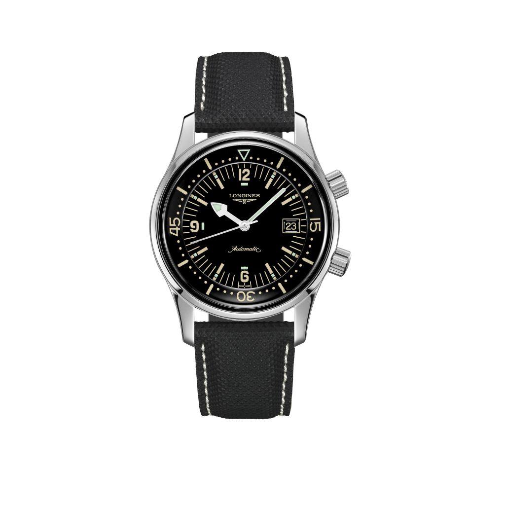 LONGINES Legend Diver Watch L3.774.4.50.0