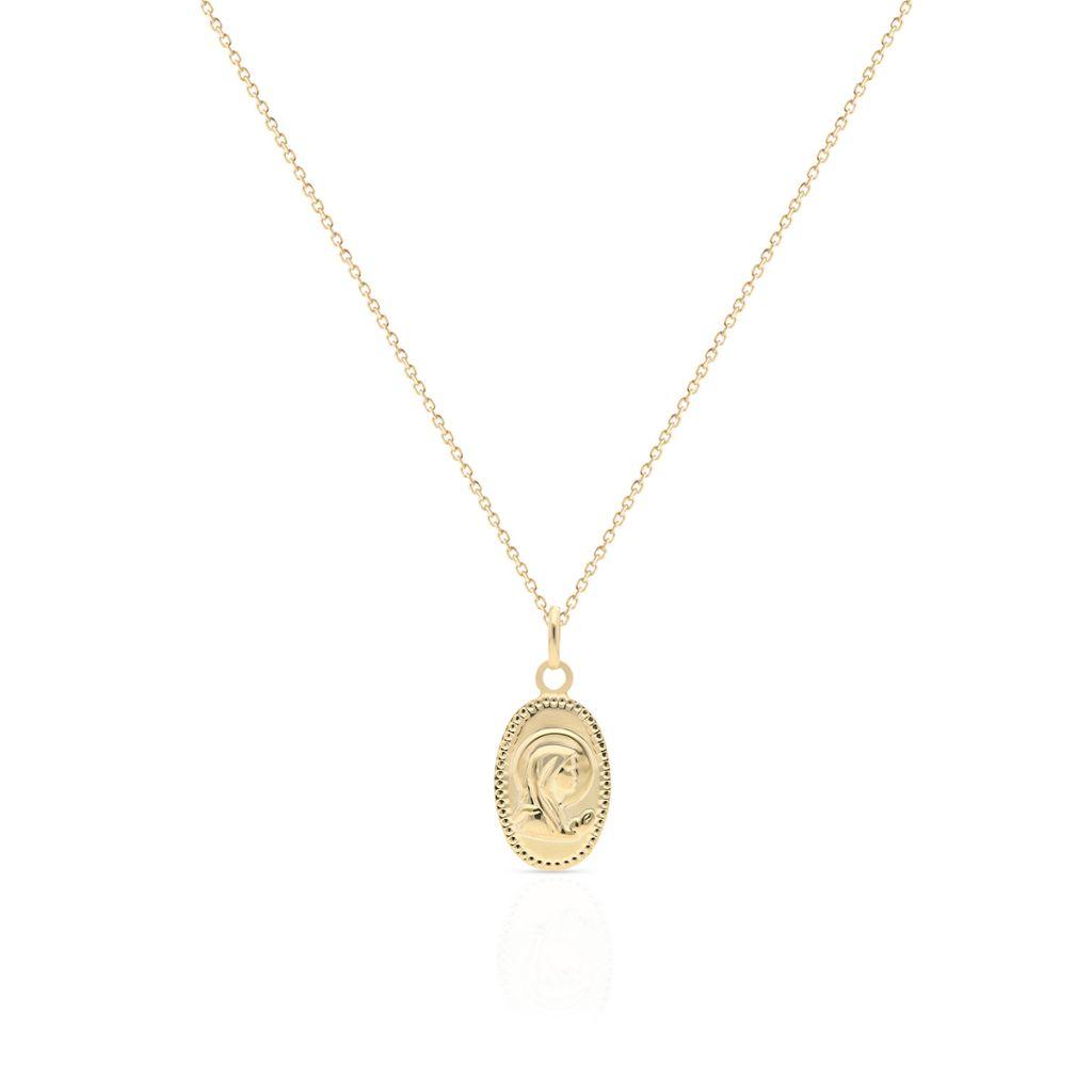 W.KRUK Piękny Wisiorek Złoty – złoto 375 – ZIV/WZ39