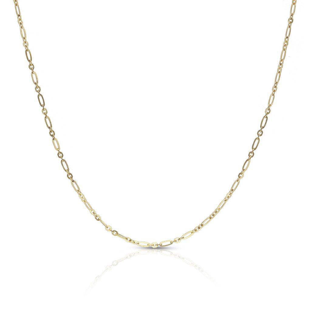 W.KRUK Piękny Łańcuszek Złoty – złoto 585 – ZVI/LG01