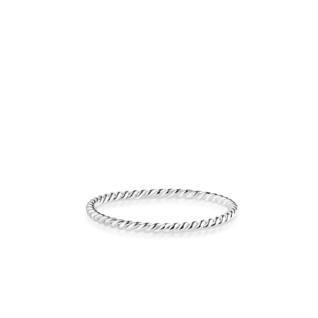 W.KRUK Srebrny Pierścionek – srebro 925 – SJT/PS003