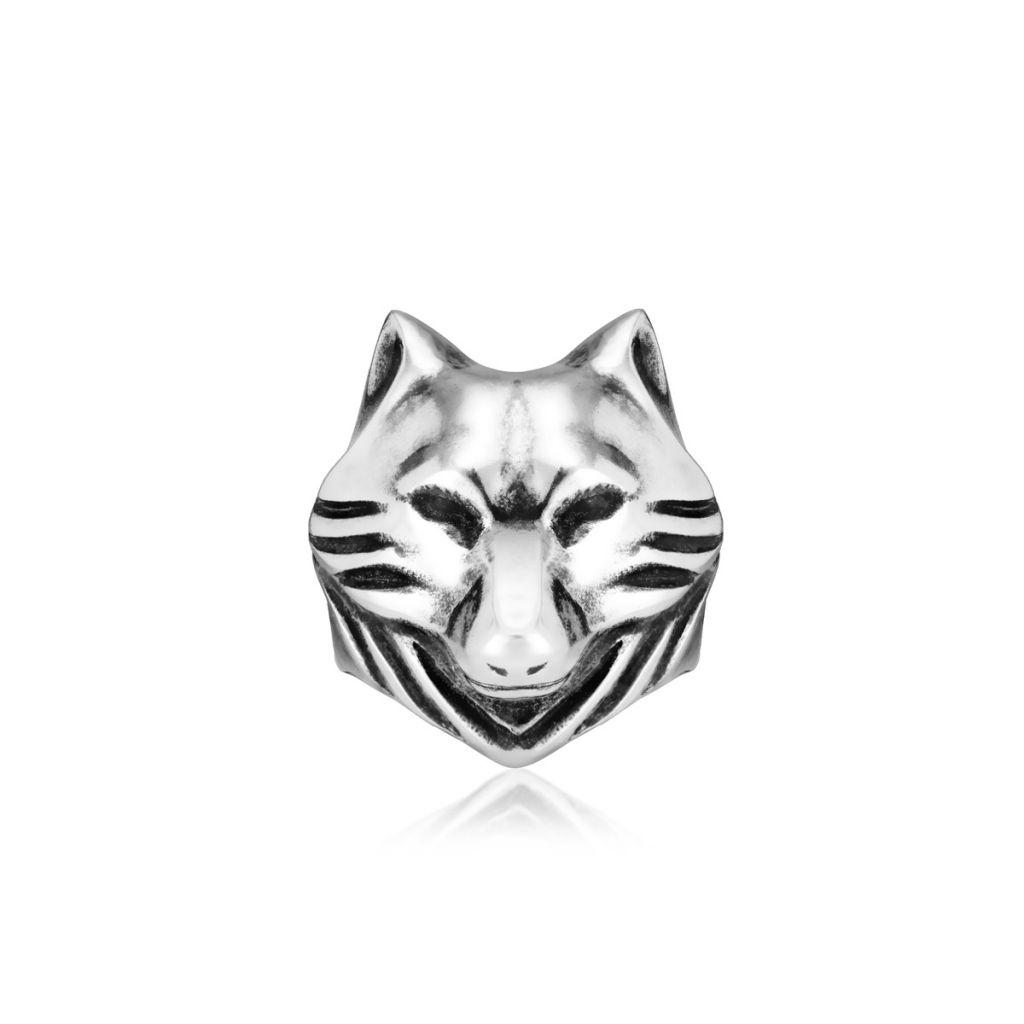 W.KRUK Zjawiskowy Srebrny Pierścionek – srebro 925 – WWK/PS1441