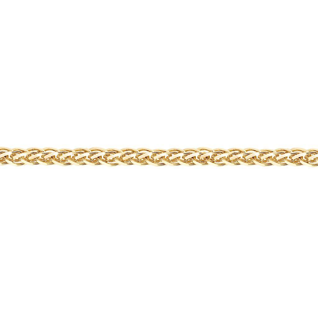 W.KRUK Piękny Łańcuszek Złoty – złoto 585 – ZVI/LJ02