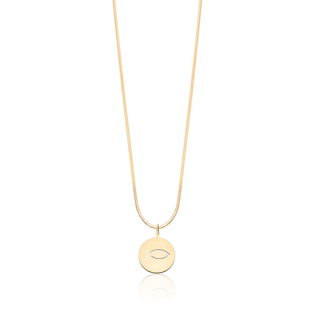 W.KRUK Piękny Złoty Wisiorek – złoto 375 – ZTO/WZ32
