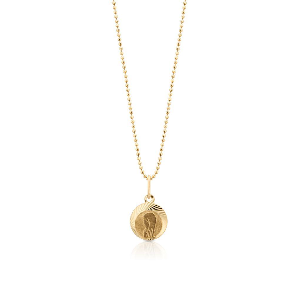 W.KRUK Złoty Wisiorek – złoto 585 – ZRU/WZ138