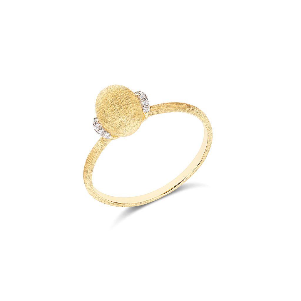 W.KRUK Pierścionek złoty Nanis – ZNA/PB+341