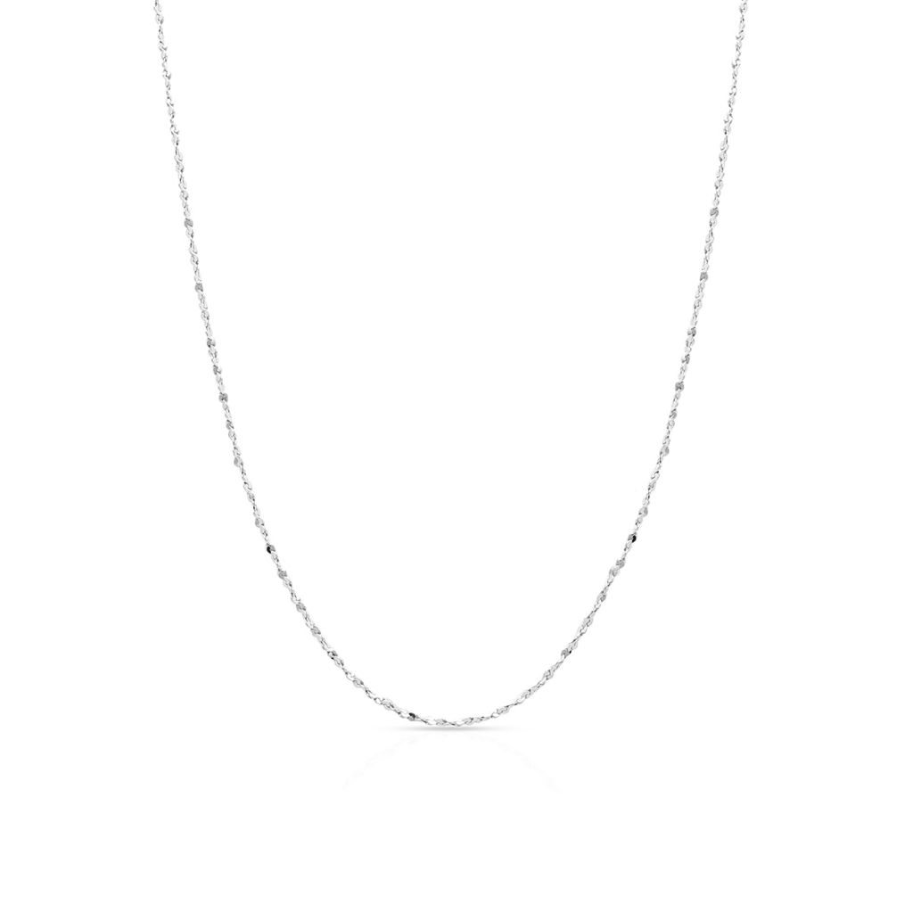 W.KRUK Unikalny Srebrny Łańcuszek – srebro 925 – SCR/LS130