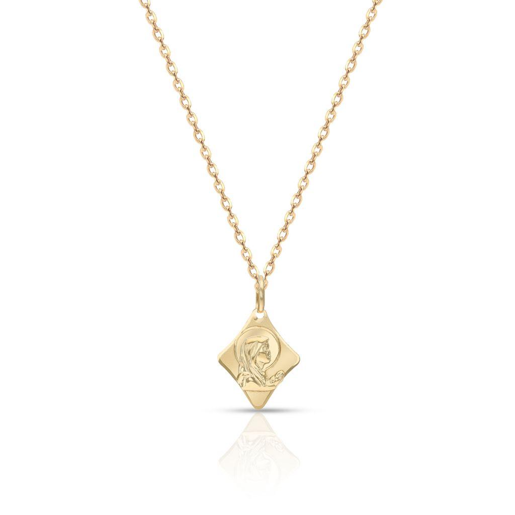 W.KRUK Złoty Wisiorek – złoto 585 – ZIV/WZ54