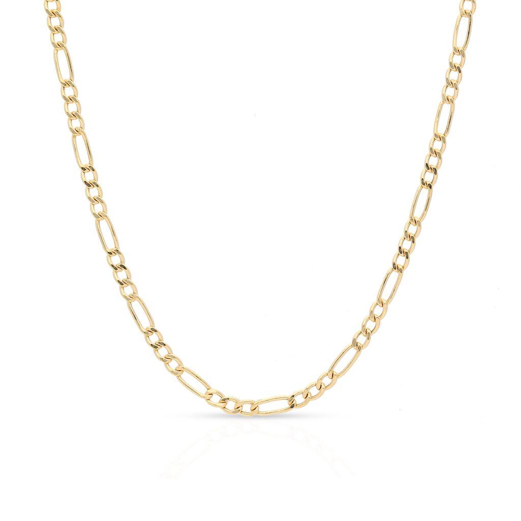 W.KRUK Piękny Złoty Łańcuszek – złoto 585 – ZSI/LF02