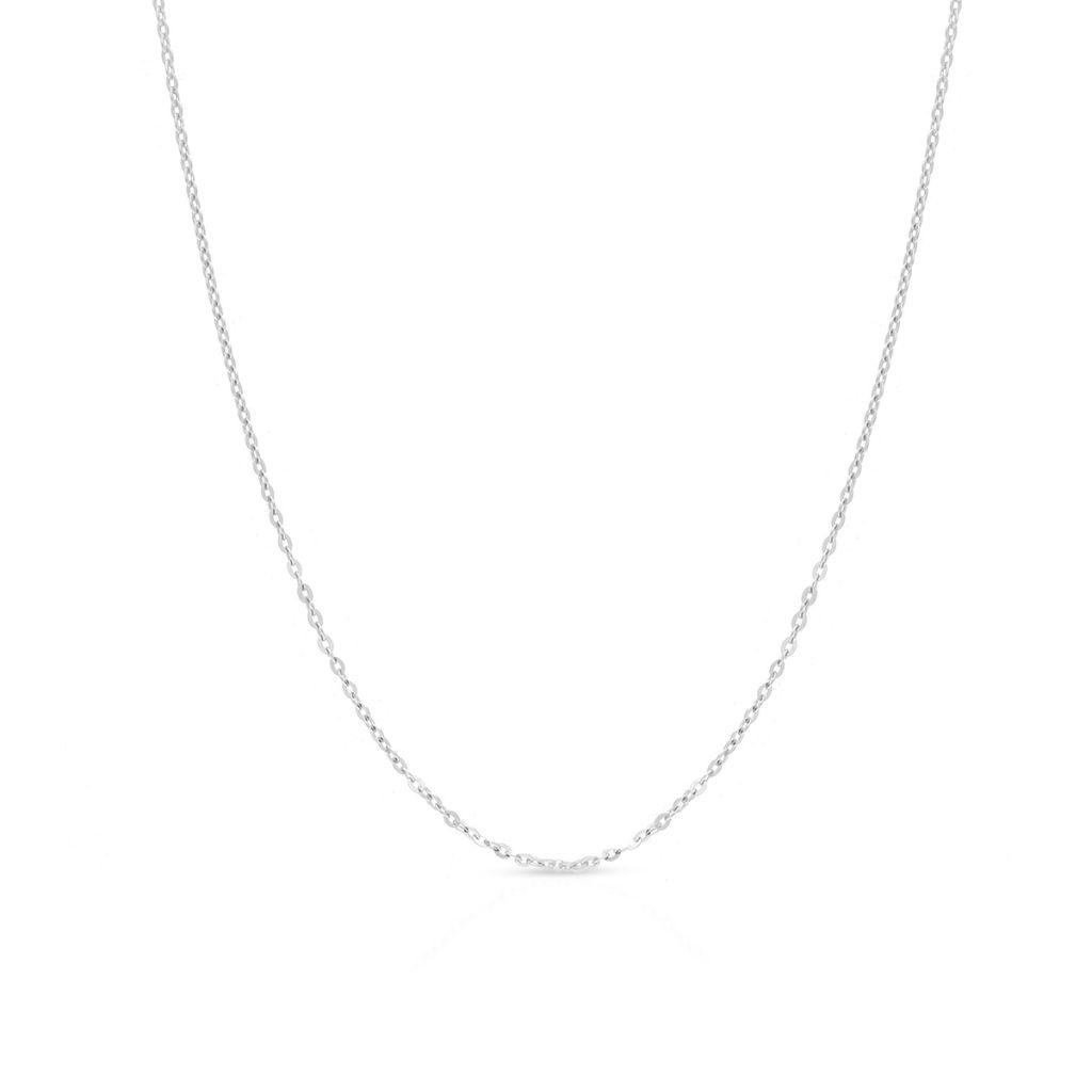 W.KRUK Wyjątkowy Łańcuszek Srebrny – srebro 925 – WWK/L007/45R