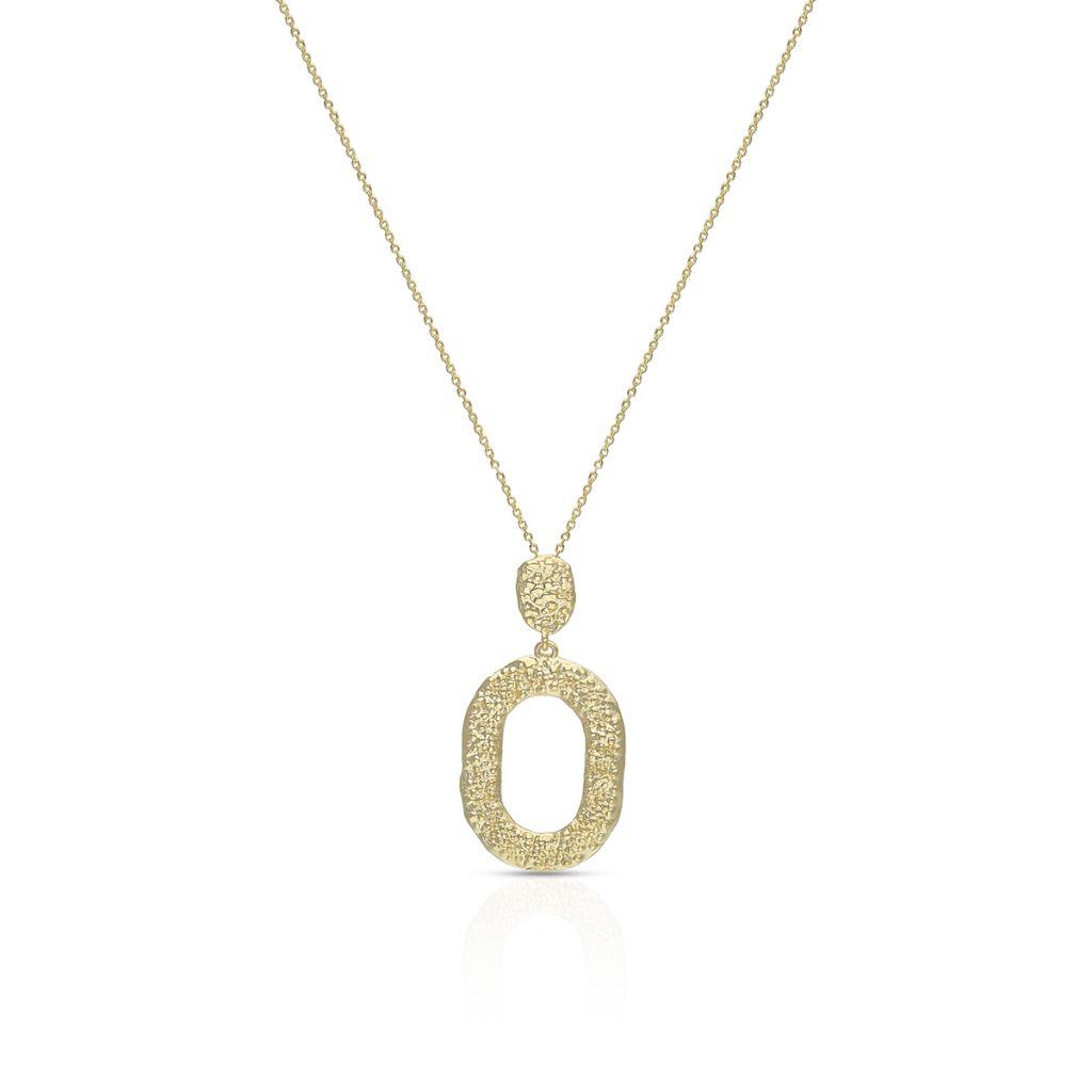 W.KRUK Wyjątkowy Naszyjnik – złoto 375 – ZTO/NZ205