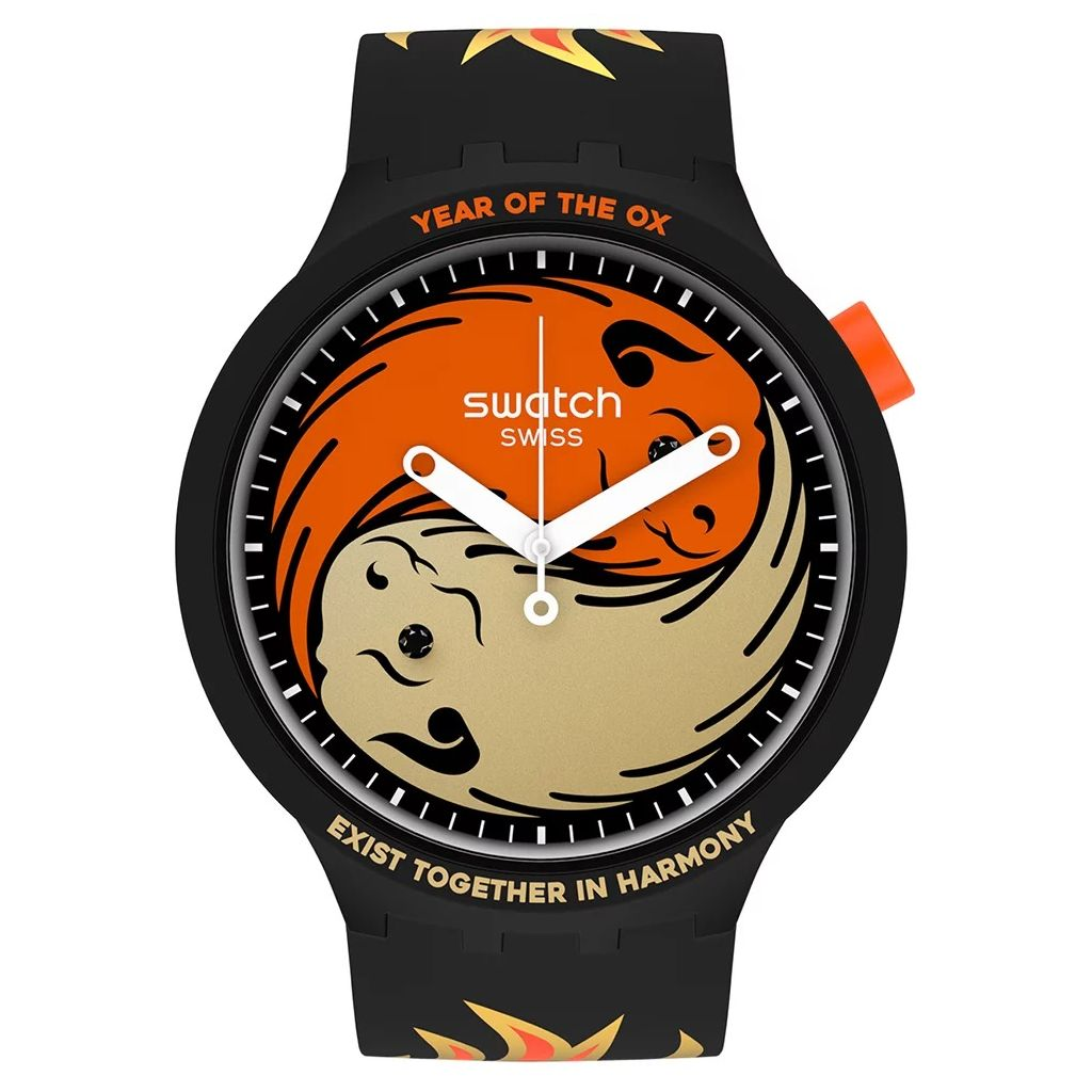 SWATCH ZEGAREK OX ROCKS 2021 SO27Z109