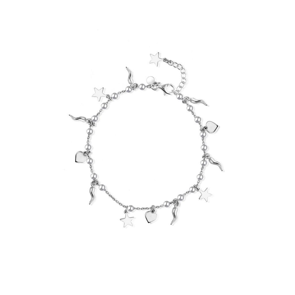 W.KRUK Srebrna Bransoletka – srebro 925 – SCR/AS162