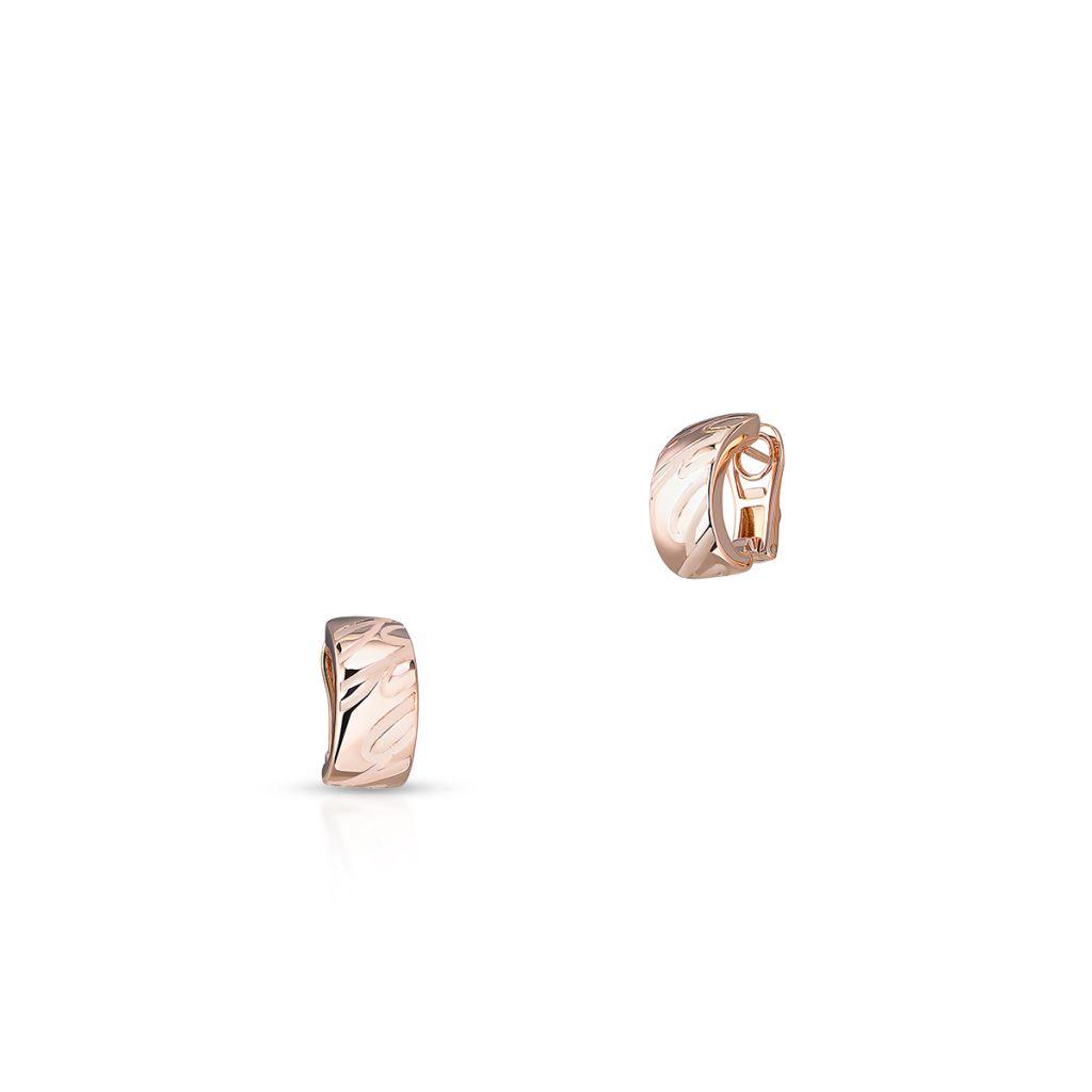W.KRUK Kolczyki różowe złoto Chopard – ZPD/KZ01R0000